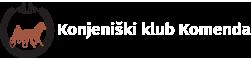 Konjeniški klub Komenda Logo